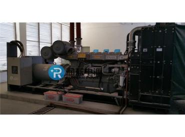 苏安仓储800KW帕金斯发电机组