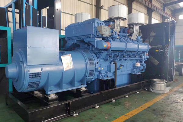 柴油发电机组油路系统介绍